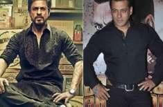 فیصلہ تبدیل' شاہ رخ،سلمان کی رئیس اور سلطان ایک ساتھ ریلیز نہیں ہونگی