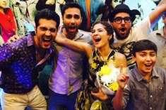 کراچی: فلم 'کراچی سے لاہور' کا پریمئیر، تقریب میں ستاروں کی شرکت