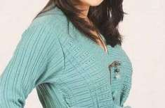 """سلینا سپرا کی تین اگست سے نئی ڈرامہ سیریل """"ملائکہ """"نجی ٹی وی چینل سے .."""