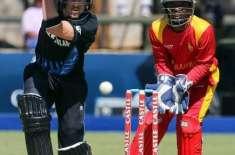 واحد ٹی ٹونٹی : نیوزی لینڈ نے زمبابوے کو 80رنز سے مات دے دی