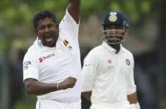 سری لنکا کے رنگنا ہیراتھ دنیا کے تیسرے کامیاب ترین لیفٹ آرم سپنر بن ..