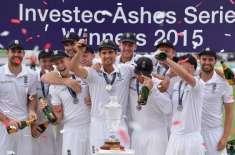 پانچواں ٹیسٹ ، آسٹریلیا نے انگلینڈ کو اننگ اور 46 رنز سے ہرا دیا
