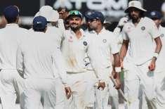 بھارت نے سری لنکا کے خلاف 22 سال بعد اسکے ہوم گراونڈ پر سیریز اپنے نام ..