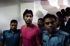 ملازمہ پر تشدد کا الزام ، بنگلہ دیشی باولر شہادت حسین کو جیل بھیج دیا ..