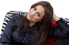 ریشم ورسٹائل اداکارہ ہیں ،اداکاری کرنے کاہنر سمندر کی طرح ہے'نادیہ ..