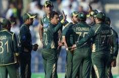 پریکٹس میچ: پاکستان نے نیپال کو شکست دیدی