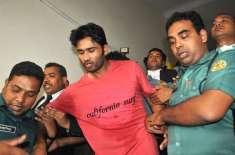ملازمہ تشدد کیس،بنگالی کرکٹر شہادت حسین کی درخواست ضمانت تیسری بار ..