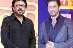 توقعات کے برعکس شاہ رخ خان نے بھری محفل میں سنجے لیلا بھنسالی کو گلے ..