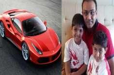 سابق بھارتی اوپنر وریند ر سہواگ نے اپنے بیٹوں کو انوکھی پیشکش کرڈالی