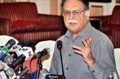 حکومت کی طبعی موت ہوچکی، اب ڈیتھ سرٹیفکیٹ جاری ہوگا، پرویز رشید