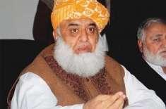 عمران خان مستعفی ہوں اورنئے انتخابات کرائے جائیں، مولانا فضل الرحمن