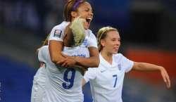 انگلینڈ آئندہ ماہ امریکہ کی ویمن ٹیم کے خلاف انٹرنیشنل فرینڈلی فٹ بال ..
