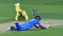 آئی سی سی کرکٹ ورلڈ کپ،پہلے وارم اپ میچ میں آسٹریلیا نے بھارت کو 106 رنز ..