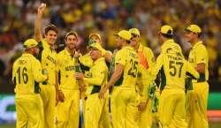 ورلڈ کپ 2015ء :آسٹریلیانے انگلینڈ کے خلاف 111رنز سے کامیابی سمیٹ لی