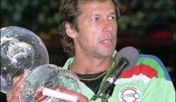 فاتح کپتان عمران خان نے قومی ٹیم کو ورلڈکپ کی جیت کا 'نسخہ' بتادیا