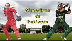 11 ویں آئی سی سی ورلڈ کپ میں پاکستانی ٹیم اپنا تیسرا میچ کل زمبابوے کے ..