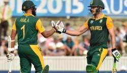 ورلڈ کپ2015ء ، جنوبی افریقہ کا آئر لینڈکو جیت کے لیے 412رنز کا ہدف