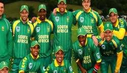 جنوبی افریقہ دو لگاتار میچوں میں 400 کا ہندسہ عبورکرنے والی دنیائے کرکٹ ..