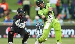 پاکستان کا یو اے ای کو جیت کیلئے 340 رنز کا ہدف