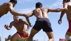 قومی سرکل کبڈی چیمپئن شپ 2 اپریل سے شروع ہوگی