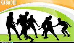 قومی سرکل کبڈی چیمپئن شپ پرسوں سے شروع ہوگی