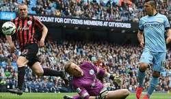 انگلش فٹ بال لیگ : مانچسٹرسٹی نے کوئنز پارک رینجرز کو 6-0سے دھول چٹا دی