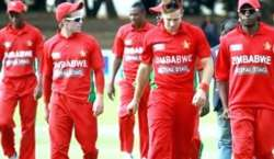 زمبابوے کرکٹ ٹیم آج رات پاکستان پہنچے گی