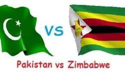 پاکستان زمبابوے ون ڈے سیریز میں میزبان کھلاڑی چھائے رہے، بلے بازی میں ..