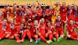 فیفا ویمنز ورلڈ کپ 2015 ، انگلینڈ نے جرمنی کو ہرا کر تیسری پوزیشن حاصل ..