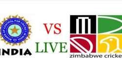 بھارت اور زمبابوے کے درمیان پہلا ٹی 20 انٹرنیشنل کل کھیلا جائے گا