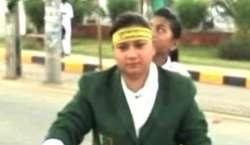 قومی ویمن کبڈی ٹیم کی کھلاڑی کو نوجوان نے گولی مار کر خودکشی کرلی ،لڑکی ..