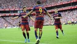 سپینش فٹبال لیگ، بارسلونا نے ایتھلیٹک بلباؤ کو ہرا دیا