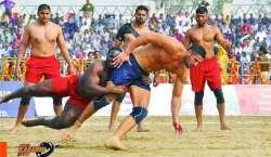 پاکستان کبڈی ٹیم کے جونیئر کیمپ کیلئے فیصل آباد ڈویژن کے 25 کھلاڑیوں ..