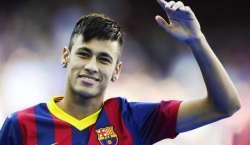 نیمار جونیئر نے بارسلونا چھو ڑنے کی خبرو ں کی تردید کر دی
