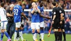 انگلش پریمیئر لیگ ،دفاعی چیمپیئن چیلسی کو ایورٹن کے ہاتھوں تین گول ..