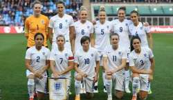 انگلینڈ ویمن فٹ بال ٹیم نومبر 2015ء میں جرمنی کیخلاف انٹرنیشنل فرینڈلی ..