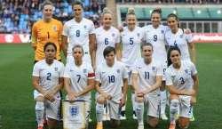 انگلینڈ ویمن فٹ بال ٹیم رواں برس نومبر میں جرمنی کیخلاف انٹرنیشنل فرینڈلی ..