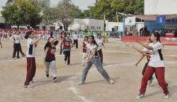 کراچی گرلز نیٹ بال کپ کل شروع ہو گا