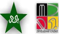 قومی کرکٹ ٹیم دورہ زمبابوے کے لئے جمعرات کو روانہ ہو گی