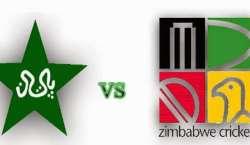 ہوم گراؤنڈ میں پاکستان کا زمبابوے کے خلاف جیت کا تناسب 94.44 فی صد
