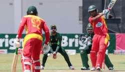 پاکستان بمقابلہ زمبابوے دوسرا ایک روزہ میچ، اچانک بارش نے فتح کیلئے ..