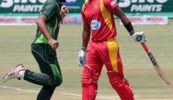 پاکستان بمقابلہ زمبابوے دوسرا ایک روزہ میچ، ڈک ورتھ لوئس میتھڈ کے تحت ..