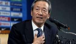 جنوبی کوریا کے چنگ مونگ جون کا فیفا صدارتی انتخابات سے دستبرداری کا ..