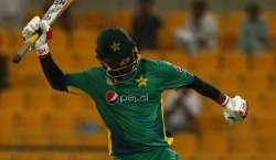 مین آف دی میچ کا اعزاز یونس خان کے نام کرتا ہوں: محمد حفیظ