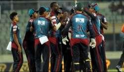 بنگلادیش پریمیئر لیگ میں آج 2 میچز کھیلے جائینگے