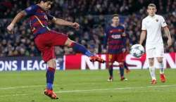 چیمپئنز لیگ فٹبال ، بار سلونا کی روما کو یکطرفہ مقابلے میں شکست