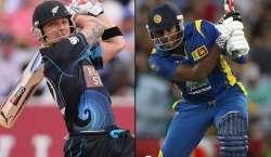 نیوزی لینڈ ، سری لنکا کی کرکٹ ٹیموں کے درمیان ون ڈے سیریز کا آغاز 26 دسمبر ..
