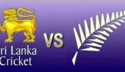 نیوزی لینڈ اور سری لنکا کی کرکٹ ٹیموں کے درمیان سریز کا آغاز26دسمبر ..
