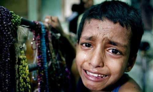 بھارت، ایک گھر سے200 بچے بازیاب ..