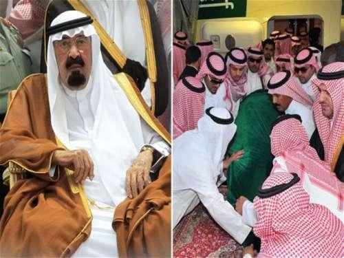 سعودی عرب کے شاہی خاندان کی ..